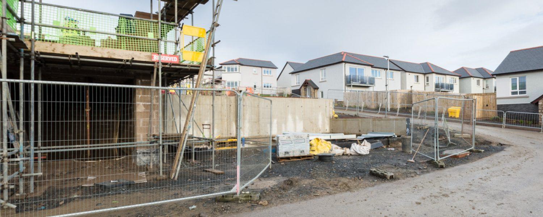 Housing Development, Grange over Sands, Cumbria.