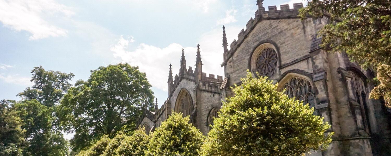 Parish Church, Kendal.