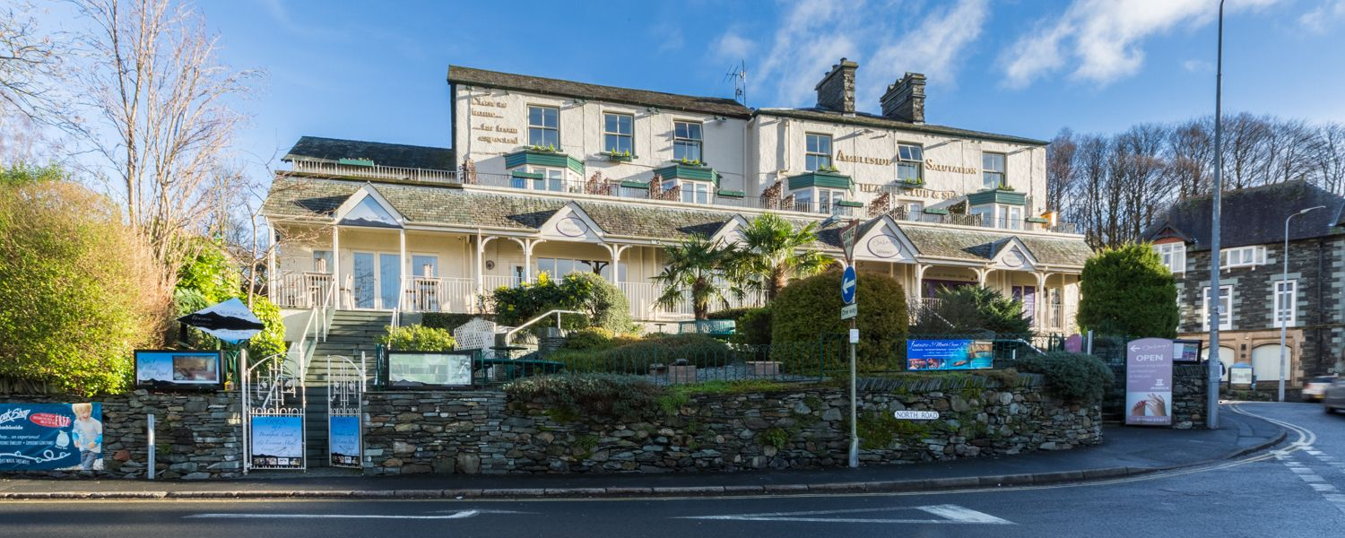 Salutation Hotel, Ambleside