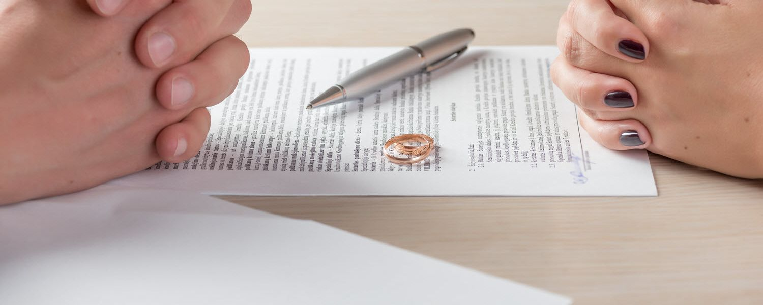 The most common questions about divorce