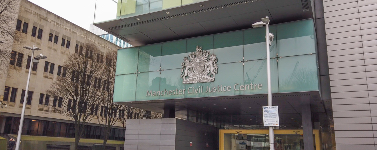 Civil Justice Centre, Manchester